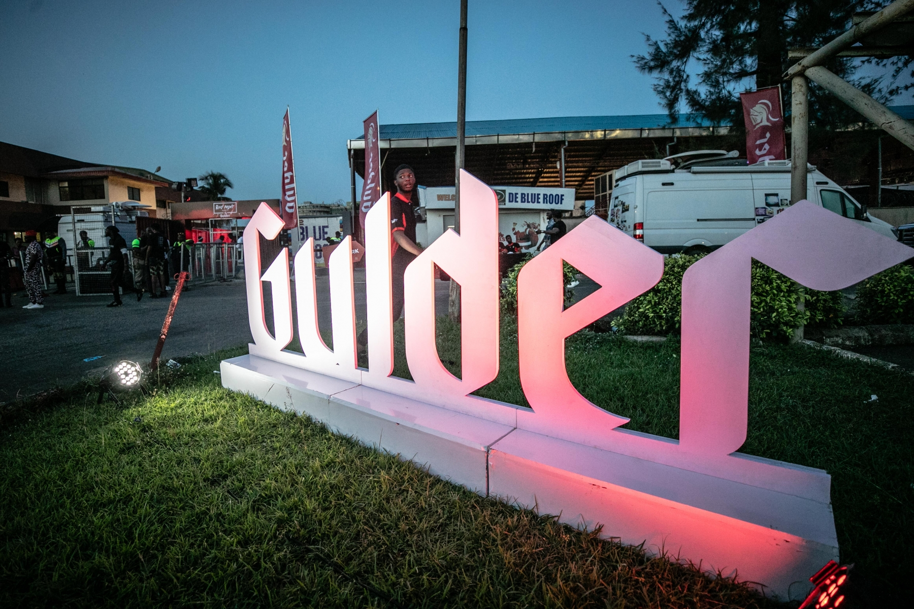Gulder Red Night Party