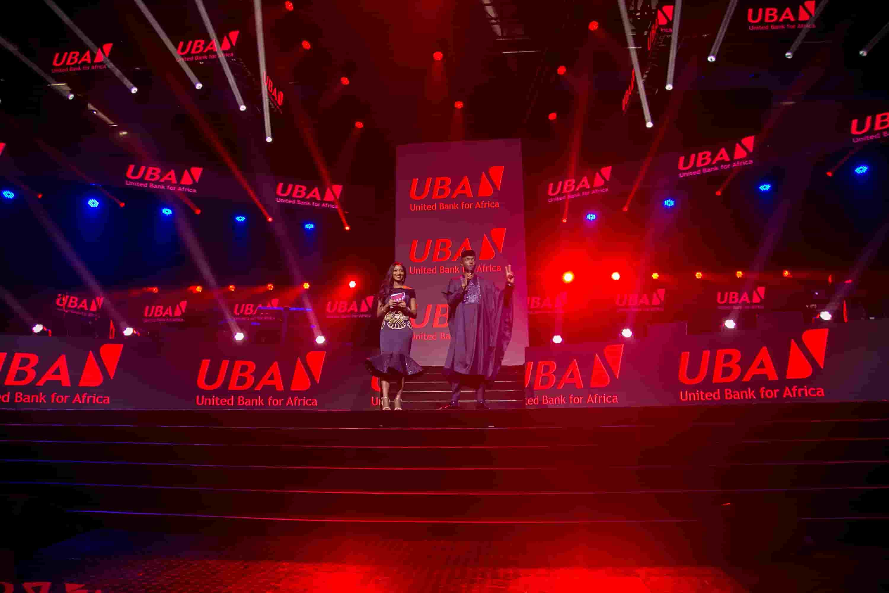 UBA CEO Awards Livespot showcase